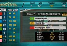 Horse Track Results