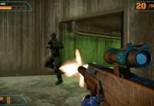FPS Video Game